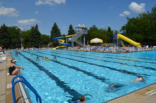 Palos Heights Pool